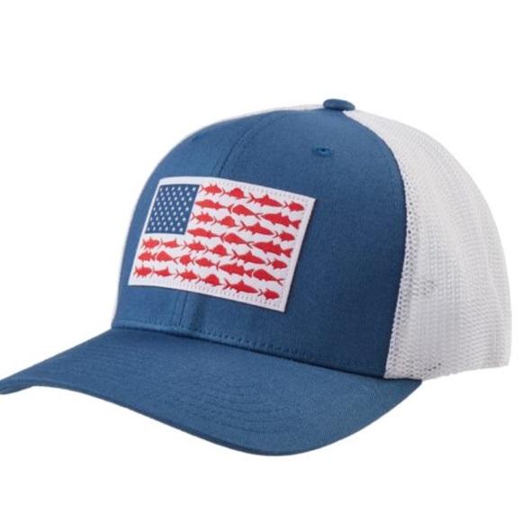 1791984e474 Columbia Sportswear Fishing Gear Mesh Ball Cap. NWT